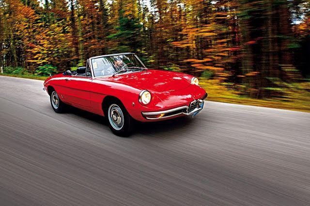 Alfa Romeo Spider Duetto (1966)
