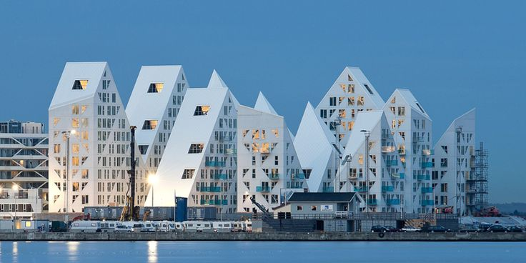 L'Iceberg / CEBRA + JDS + SeARCH + Louis Paillard Architects (Danemark)