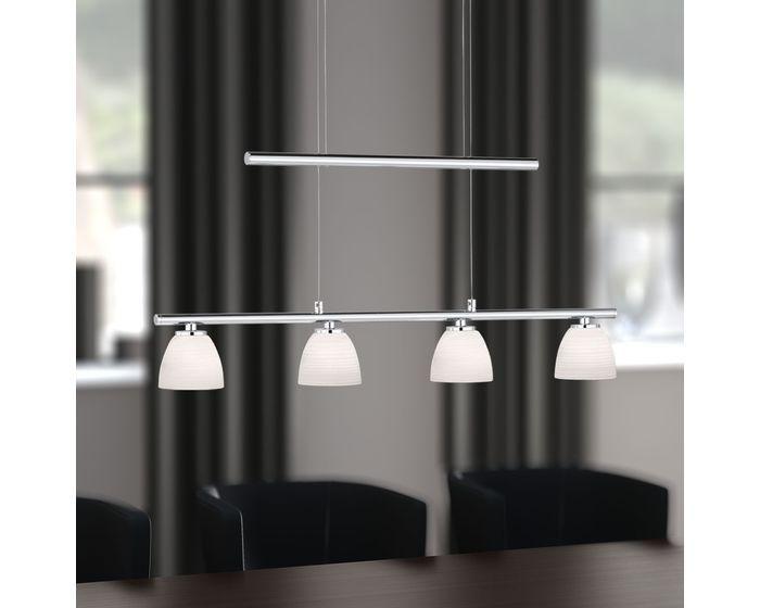 Lustr WOFI WO 7988.04.01.0100 (PARKER) Závěsné svítidlo, chcete-li lustr, jednoduché konstrukce pro běžné užití vrámci vnitřních prostor  #design, #consumer, #functional, #lustry, #chandelier, #chandeliers, #light, #lighting, #pendants #světlo #svítidlo #wofi #lustr