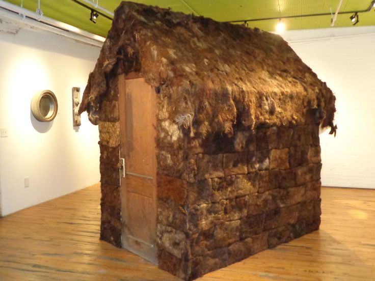art with human hair - Google Search