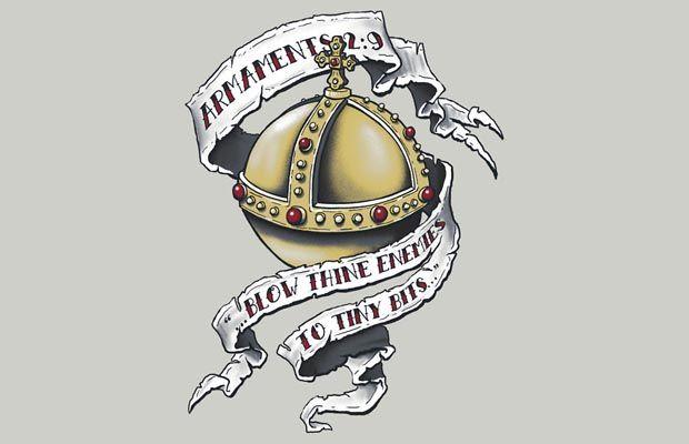 The Holy Hand Grenade T-Shirt Get yours here: http://tshirtonomy.com/go/holy-hand-grenade