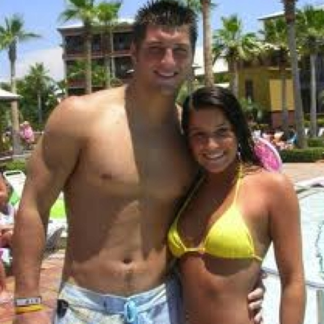 Is Rob Gronkowski S Rumored Girlfriend Making Moves On: Tim Tebow And Tim O