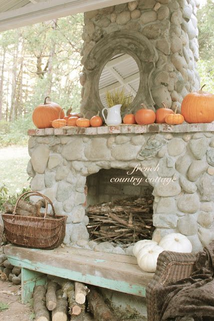 17 best images about the warmth of a fire on pinterest for French country stone fireplace
