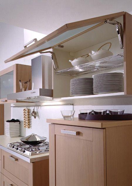 Cómo organizar los cajones y alacenas de la cocina   Accesorios Cocina .info