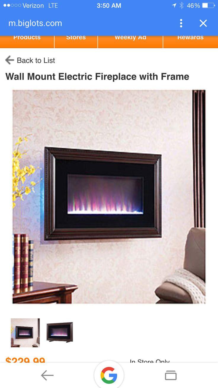 best 25 big lots electric fireplace ideas on pinterest brick