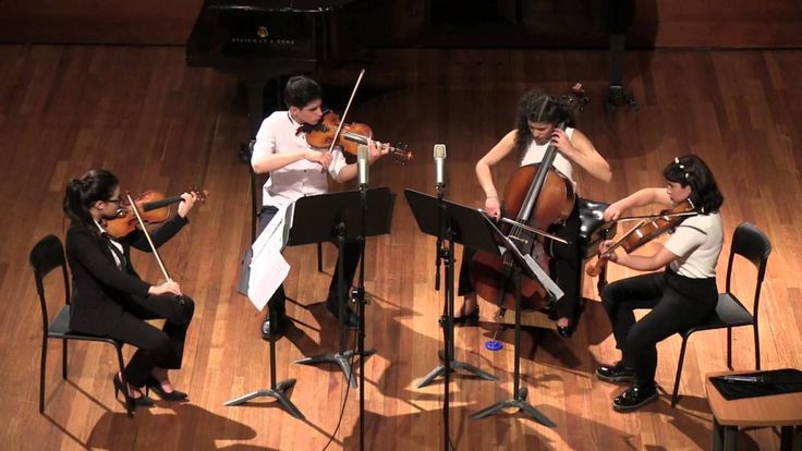 Videos by SANTY LEON / Cuarteto No 8, op110/ Shostakovich  (1906-1975)Cu...