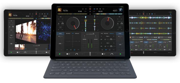 djay Pro - professional DJ app for iPad