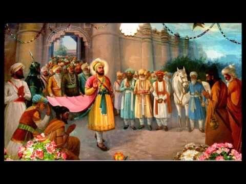 Dhan Guru Hargobind Sahib Ji Arths and Roop of Jaapji Sahib  bhai vishal...