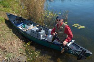 Kel S Canoe Fishing Canoe Pinterest Canoeing And