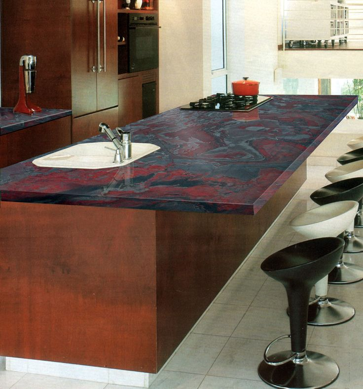 Red And Black Granite : Best vibrant red granite kitchen countertops images on