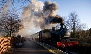 Travel tips: the UK's own Polar Express, why science is sexy, and the week's best holiday deals  Holiday advice on the best places to go and things to do right now  A steam engine at Frosterley Station, on the Weardale Railway in County Durham.