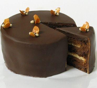 Village Bakery Triple Chocolate Cake
