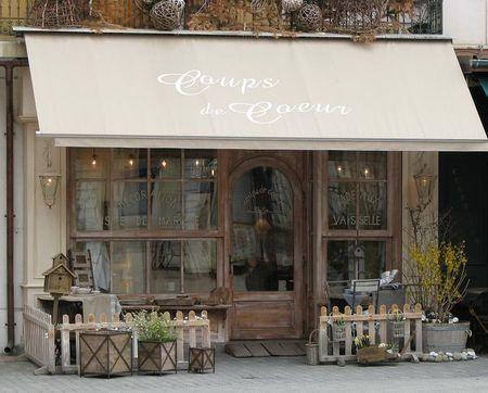Cute little shop