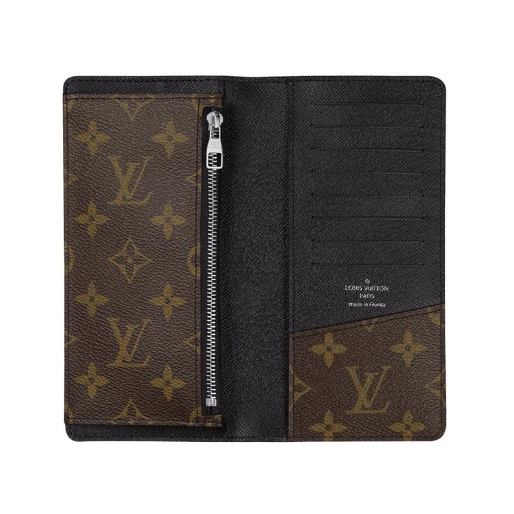 men wallets   Louis Vuitton Men's Tanon Wallet (Monogram Macassar Canvas)   Men's ...