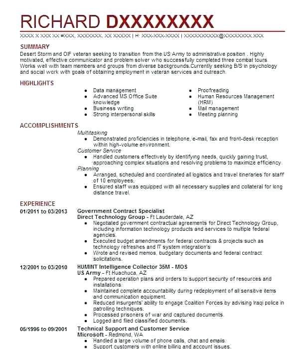 Free Resume Database For Recruiters Resume Star Federal