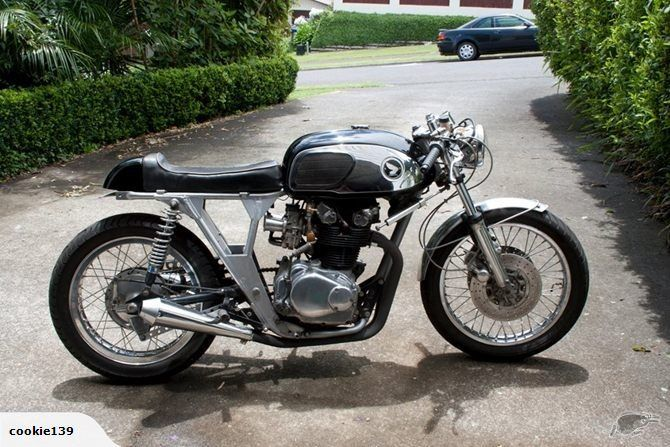 Honda CB500 Cafe Racer 1978 | Trade Me