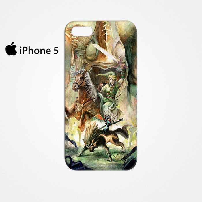 The Legend of Zelda Game Art for Iphone 4/4S Iphone 5/5S/5C Iphone 6/6S/6S Plus/6 Plus 3D Phone case