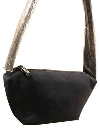 0602c8dad5a1 Fabric Handbag Black Water Resistant Special Patent Material Exceptional  Feel Hobo Bag