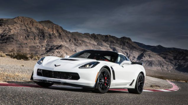 2015 Corvette Z06: A 650 HP All-American Middle Finger To Euro Supercars