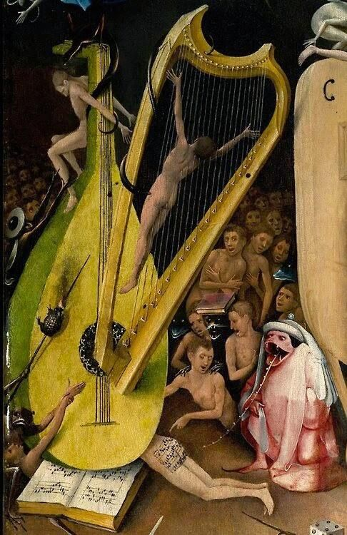 El Bosco(Hieronymus Bosch 1450ー1516)