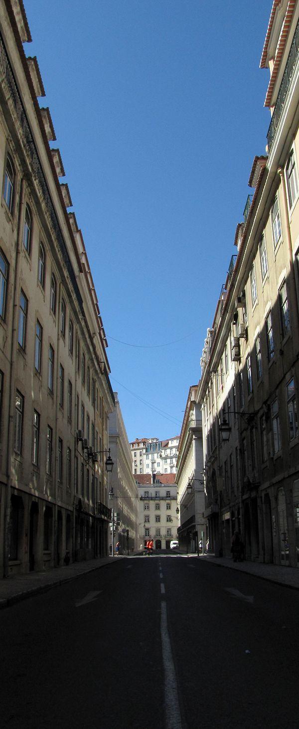 Rua do Comércio.
