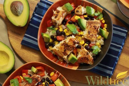 Wildtree's Fish Taco BowlRecipe
