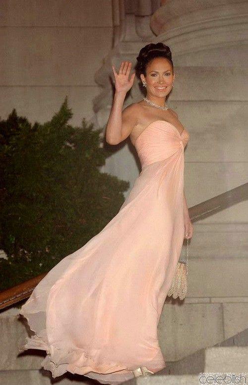 Jennifer Lopez Pink Dress   Buy Jennifer Lopez Maid In Manhattan Dress Pink Evening Dress
