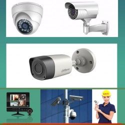 Acnt-bd.com is providing latest cctv camera price in Bangladesh offering dahua, jovision, hikvision, compro cctv camera in Bangladesh.