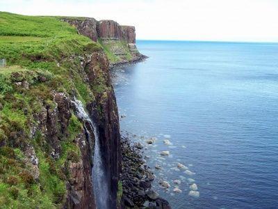 Skye island, Scotland