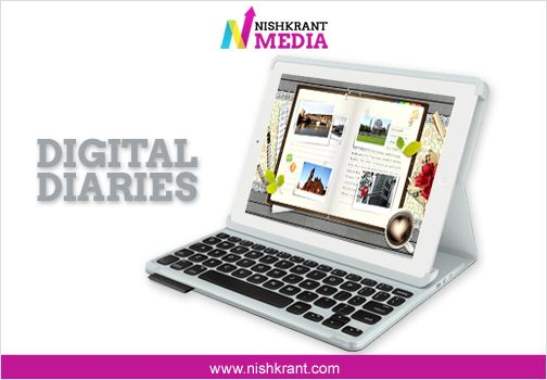 #DigitalDiaries Contest starting soon on twitter. Follow us here: https://twitter.com/nishkrantmedia.