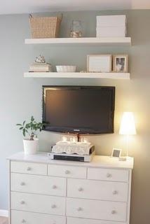 TV setup for a spare room?