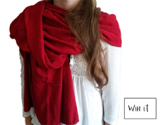 WIN A 100% BAMBOO SHAWL FROM THE NATURAL COMPANY | SA Décor & Design Blog