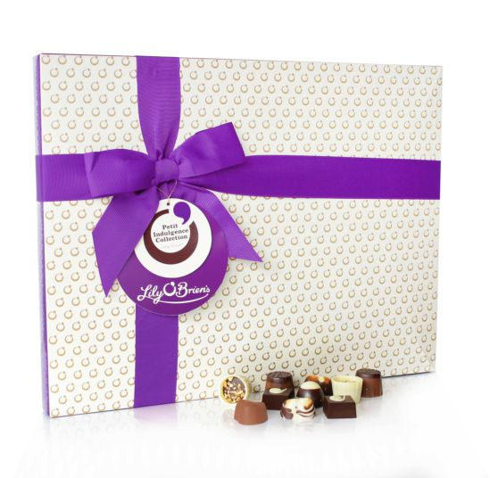Petit Indulgence Collection, 45 Chocolates, 430g available at LilyOBriens.ie