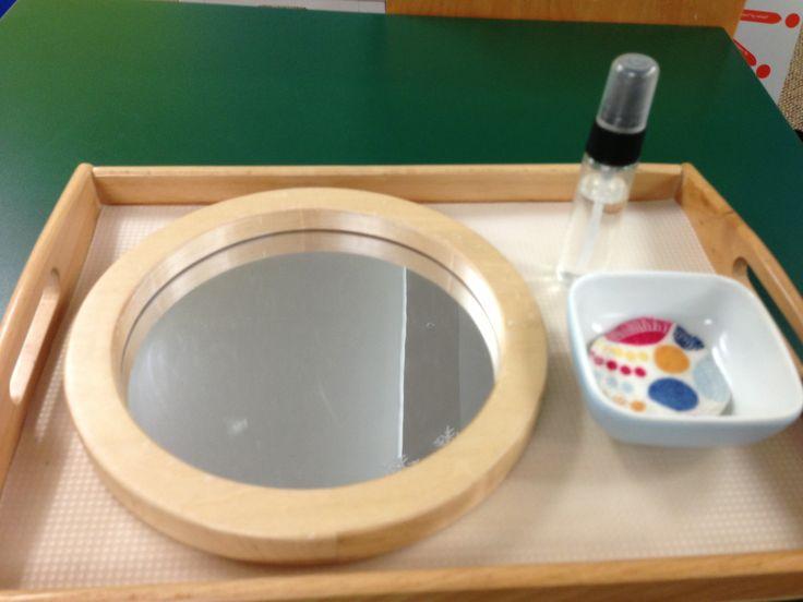 Best 25 montessori practical life ideas on pinterest for Espejo montessori