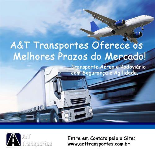 Precisando Fazer uma Entrega? A A&T Transportes tem a Solução ideal para Você, Seja na Modalidade Aérea ou Rodoviária. http://aettransportes.com.br #TransporteAéreo #TransporteRodoviário #LogísticaPromocional #AETTRANSPORTES