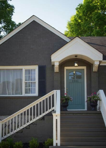 after amazing grays - Exterior Paint