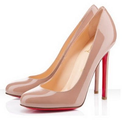 Nude Christian Louboutin...a must have staple for every girl's closet…wish I could afford them!