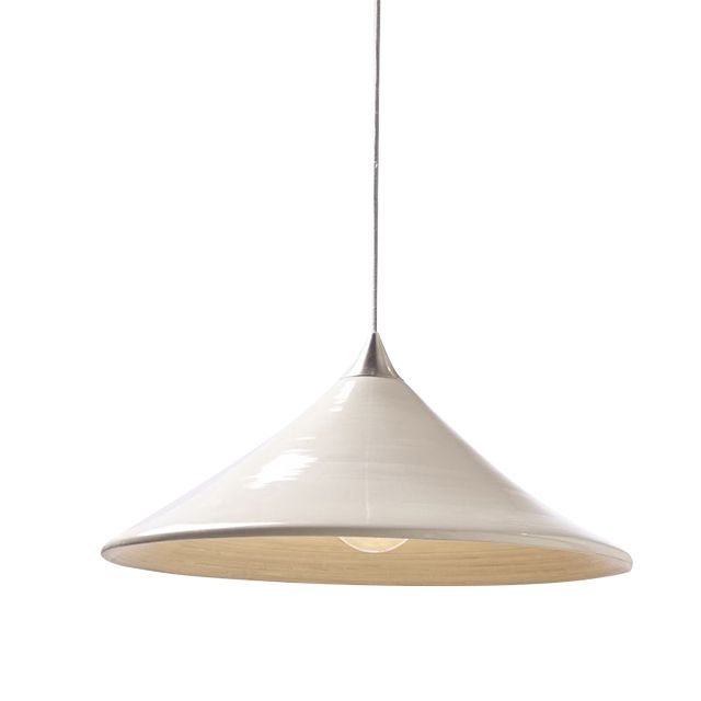 Suspension en bambou kapiti 40w castorama luminaires for Suspension castorama