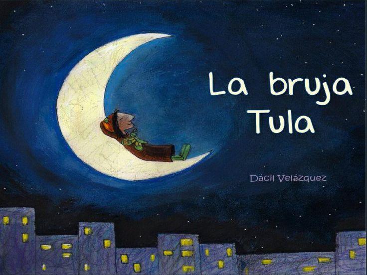 Antes de la lectura ¿Qué sabemos de las brujas? Una historia con guiños a cuentos tradicionales. Me encanta!