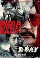 D-Day 2013 Hindi Watch Online Free Full Movie DVDRip Genre:Action,Thriller Director:Nikhil Advani Writers:Nikhil Advani,Ritesh Shah Stars:Irrfan Khan,Rishi Kapoor,Arjun Rampal Watch Online Movie Link Host Server WATCH FREE ONLINE (DailyMotion) D-Day (2013) XviD | *DVD SCR Rip* | Watch Online Part …R