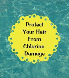 Beauty Blog: Natural Ways to Protect Your Hair When Swimming