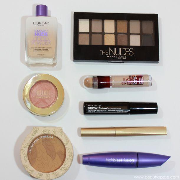 Makeup Starter Kit: Drugstore Edition