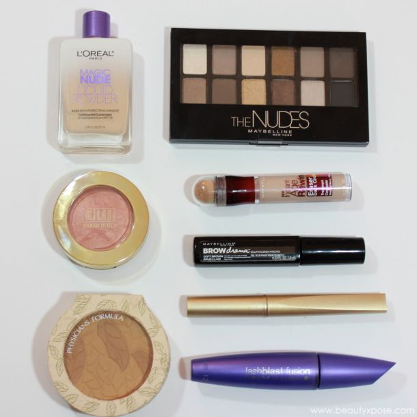 Makeup Starter Kit: Drugstore Edition