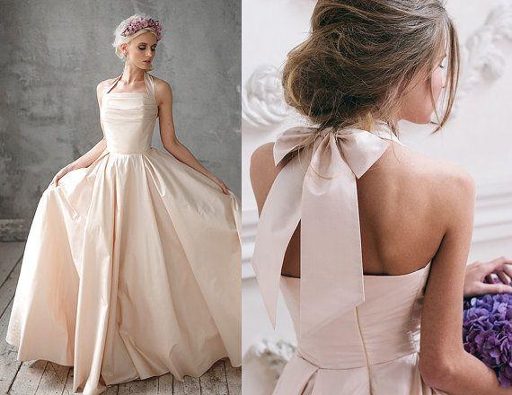 Amond / Taffeta wedding dress quinceanera wedding dress