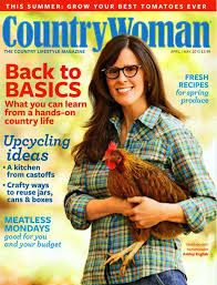 Country Woman Magazine 1 Year Subscription $7.99 ~ (Today, 5/15 Only)