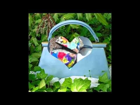 (1) Bag Purse Wallet Designs Models Great Beautiful Handmade Crafts HD