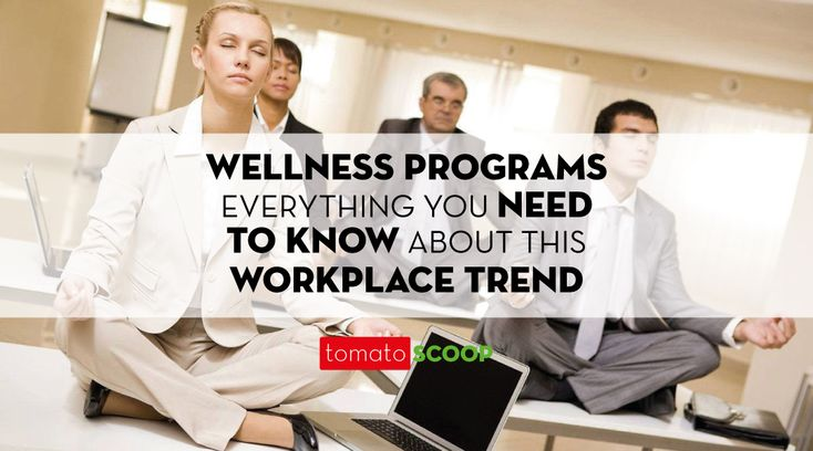 Corporate wellness programs is the growing trend you need to follow. More and more companies are hopping on the wellness bandwagon and offering programs for their employees. Studies show that wellness programs decrease employee absenteeism, boost employee retention, and increase overall employee happiness. In fact, over 50% of employers have implemented some type of wellness program in the workplace.