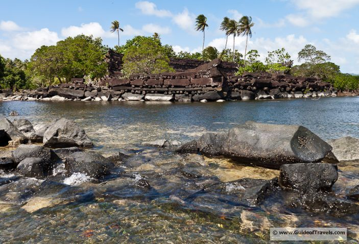 Nan Madol - Oh wait! Been There!
