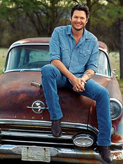 I fell in love with #BlakeShelton , and perhaps country music in general, after watching #TheVoice