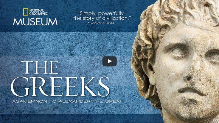 Ένα εκπληκτικό ντοκιμαντέρ του National Geographic που γιορτάζει 5.000 χρόνια Ελληνικού πολιτισμού